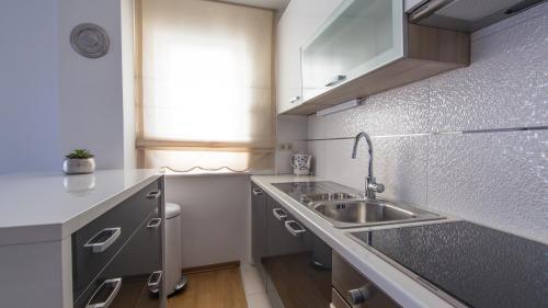 A6 kitchen